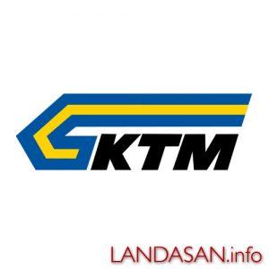 KTM Berhad Logo